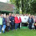 Teilnehmerinnen der Fahrt mit EWZ zu Hemme-Milch